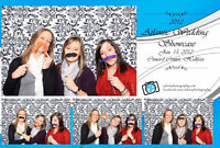 Photobooth for your Wedding, Birthday and events