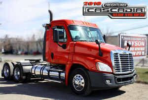 2010 FREIGHTLINER CASCADIA DAY CAB ***HEAVY SPEC***