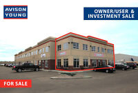 Office Space for Sale or Rent (Investment Opportunity)