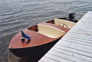 antique runabout 12.5 feet