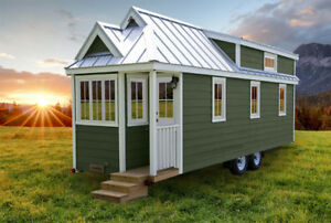 your own TINY HOME - anywhere in BC