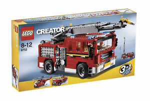 LEGO Creator Fire Rescue 6752