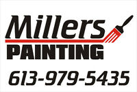 Millers Painting - FREE paint special