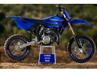 2021 Yamaha YZ 85