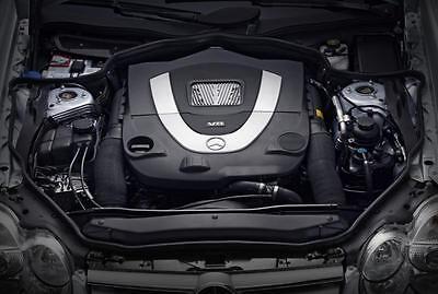 Chiptuning OBD Mercedes CLK 500 W209 285KW-388PS auf 415PS + VMAX 250 KM/H offen