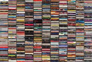 ESTATE SALE-OVER 7000 CDS IN PERFECT CONDITION Prince George British Columbia image 2