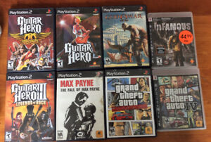 BLOWOUT SALE: BUY 1 GET 1 FREE PS2 / PS3 GAMES!!