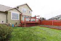 Immaculate Sooke Home