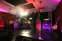 Showcase Stage - Rehearsal, Events, tour prep and more!