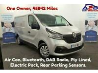 47754d32f6 2015 65 RENAULT TRAFIC 1.6 DCI SL27 BUSINESS PLUS 115 BHP WITH AIR CON