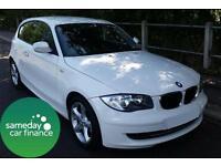 £167.79 PER MONTH ON FINANCE 2010 BMW 116 2.0 SPORT 3DOOR PETROL MANUAL