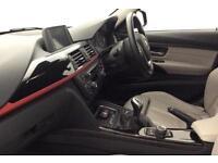 Black BMW 320d se 4 door Manual Diesel Leather 2012 FROM £41 PER WEEK !