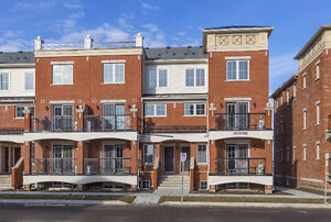 Oakville Uptown Core - Brand New Stack Townhouse for lease