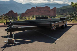 Perfect 20' x 8' trailer for sale