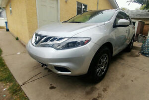 2012 Nissan Murano LE .AWD.LOW KLM