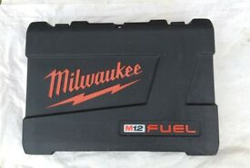MILWAUKEE M12 FUEL BRAND NEW EMPTY CASE FOR SALE
