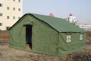 Wanted: Army Canvas Tent