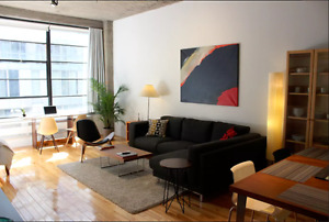 Loft Monthly/Short Term Rental available from November to March