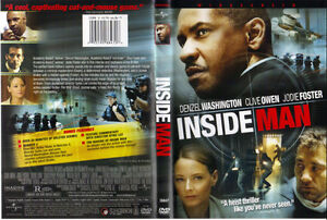 Inside Man (2006) - Denzel Washington Jr., Clive Owen
