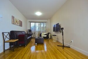 3 ½ Renovated and Furnished