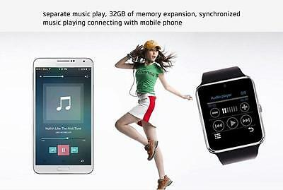 Latest Smart Wrist Watch with Camera For iPhone X Samsung ...