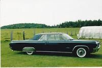 1964 Olsdmobile jetstar 1