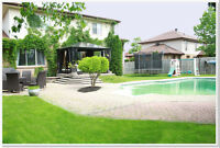 Amazing West Island home. Large house, Pool, Awesome location