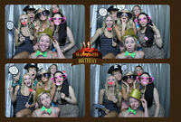 Photo booth rental special from $379