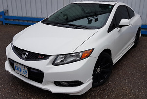 2012 Honda Civic Si Coupe *SUNROOF-NAVIGATION*