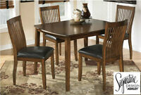 Brand NEW Ashley 5pc Dinette Set! Call 506-474-4444!