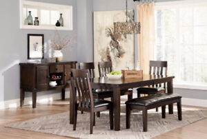 DINETTE SET SALE FROM $298!!!!!!