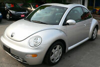 VW BEETLE  in excellent condition LOW MILEAGE 112,000km