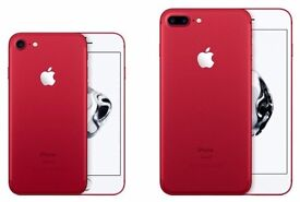 Apple Iphone 7 128gb Red New Sealed EE