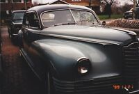1947 packard clipper limo
