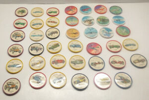 JELL-O Jello Hostess Famous Cars/Planes Coin Collection
