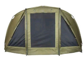 TRAKKER TEMPEST 200 2 MAN BIVVY WITH INNER CAPSULE AND GROUND SHEET