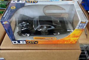 1/24  Diecast Jada Toys Dub City1967 Chevy Impala SS Oldschool