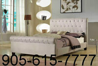 Queen Size Upholstered bed Lowest Prices Guarantee