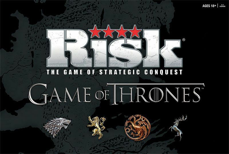 Risk - Game of Thrones Edition