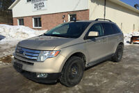 2007 Ford Edge SEL AWD SUV, Crossover