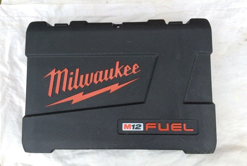 MILWAUKEE M12 FUEL BRAND NEW EMPTY CASE