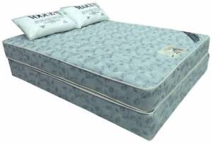 Back Care mattress - with pocket spring - 10 Years Warranty
