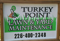TURKEY POINT LAWN CARE
