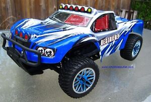New RC Short Course Truck, Brushless Electric 4WD 2.4G LIPO Windsor Region Ontario image 2