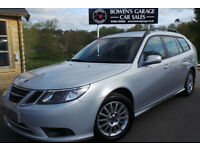 2009 (58) SAAB 9-3 1.9 TiD LINEAR SE SPORTWAGON - LOW MILES - 7 SERVICE STAMPS!