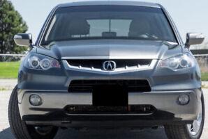 2008 Acura RDX SUV, Crossover SUV SH-AWD, XM Radio