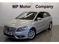 2014 14 MERCEDES-BENZ B CLASS 1.6 B180 BLUEEFFICIENCY SE 5D 122 BHP 41-000M FMSH