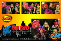 Niagara Inflatables PHOTO BOOTH Rental UNLIMITED Pics Free Props