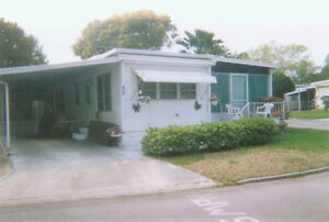 MOBILE HOME IN ST PETERSBURG FLORIDA