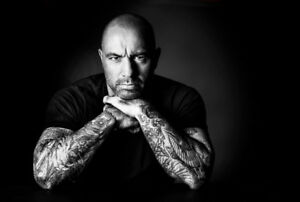 Joe Rogan - Row 2!  2 tickets